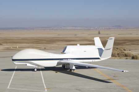 NASA Dryden Global Hawk