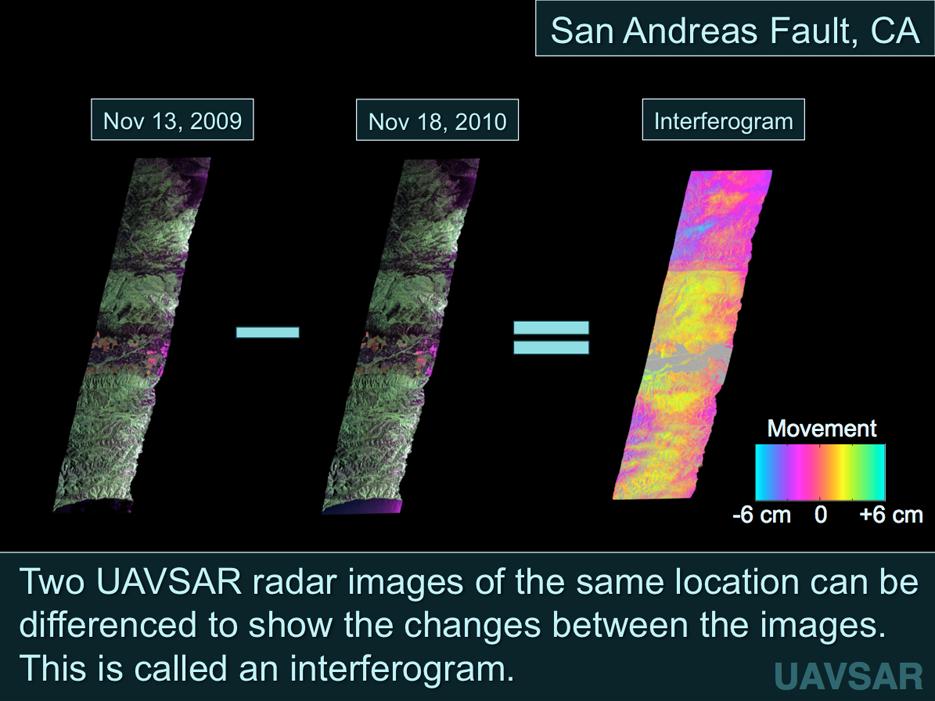 UAVSAR slideshow - slide 10