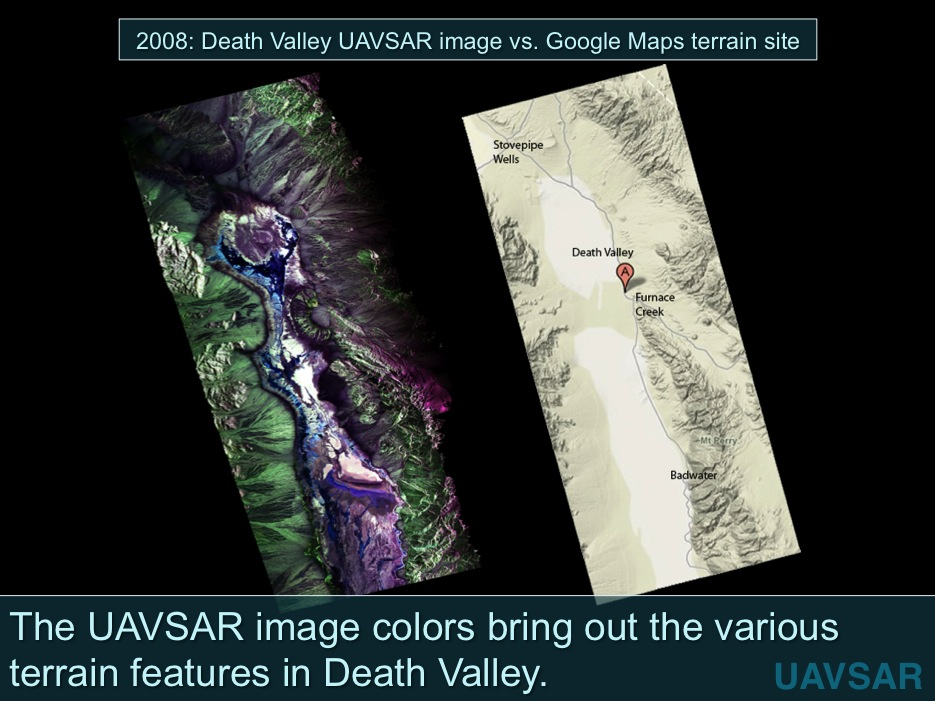 UAVSAR slideshow - slide 14